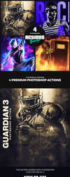 Photoshop Actions And Brushes Bundle - Feb19 by hemalaya