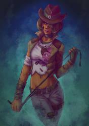 Nisha by ElvenBacon