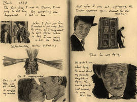 River Song's Diary, page 1 by 11thDoctor