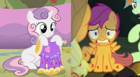 5-legged ponies confirmed by kallenin