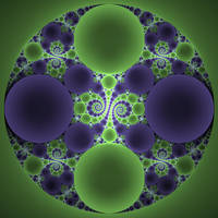 Glow of Mobius-Klein World by eralex61
