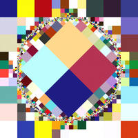 Square of colors by eralex61