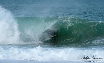 Praia do Sul, Nazare by goucha