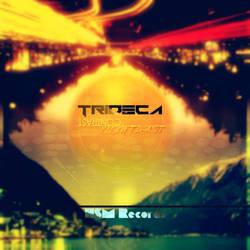 Trideca / Contrast single / Cover art #1 by Myyr-feylixx