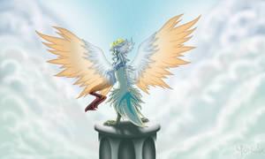 CP - Column to Heaven by Yorialu