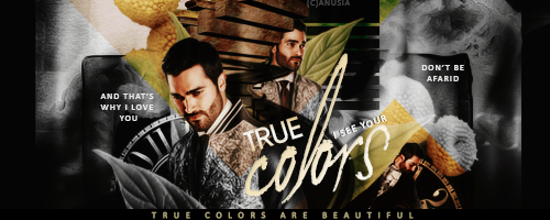 True Colors by Anusia93
