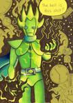 Art Trade: Nytroxious by AngryMaxFuryStreet