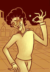 Webcomic Review: Without Moonlight by AngryMaxFuryStreet