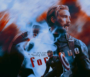 nothing lasts by steve--rogers