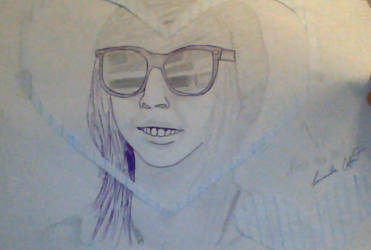 Vic from Pierce The Veil by hinata1star