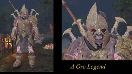 An Orc Legend by Jmp01