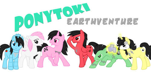 Ponytoki. Earthventure by 3-dots-after