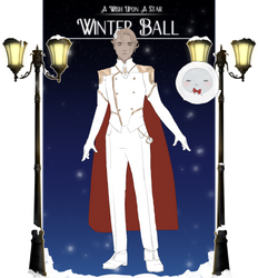 .:GOA:.Solace's Winter Ball by Accyber