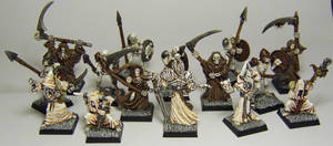 Undead Warband by FraterSINISTER