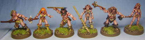 The Croods Cave Family by FraterSINISTER
