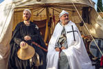 Hospitaller and Teutonic Knights by FraterSINISTER