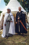 Teutonic and Hospitaller Knights by FraterSINISTER
