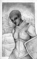 Knight by melyanna