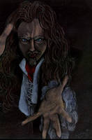 Vampire by melyanna