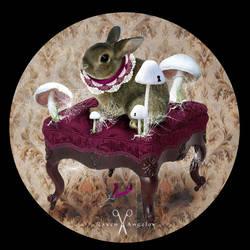 Alice's pet by IngaVinaude