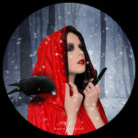 Little Red Riding Hood by IngaVinaude