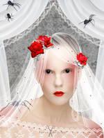 Widow in the making by IngaVinaude