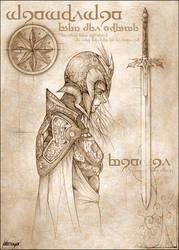 King Fingolfin by Feliche