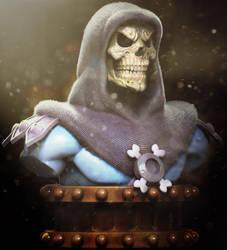 Skeletor by Nighterror13