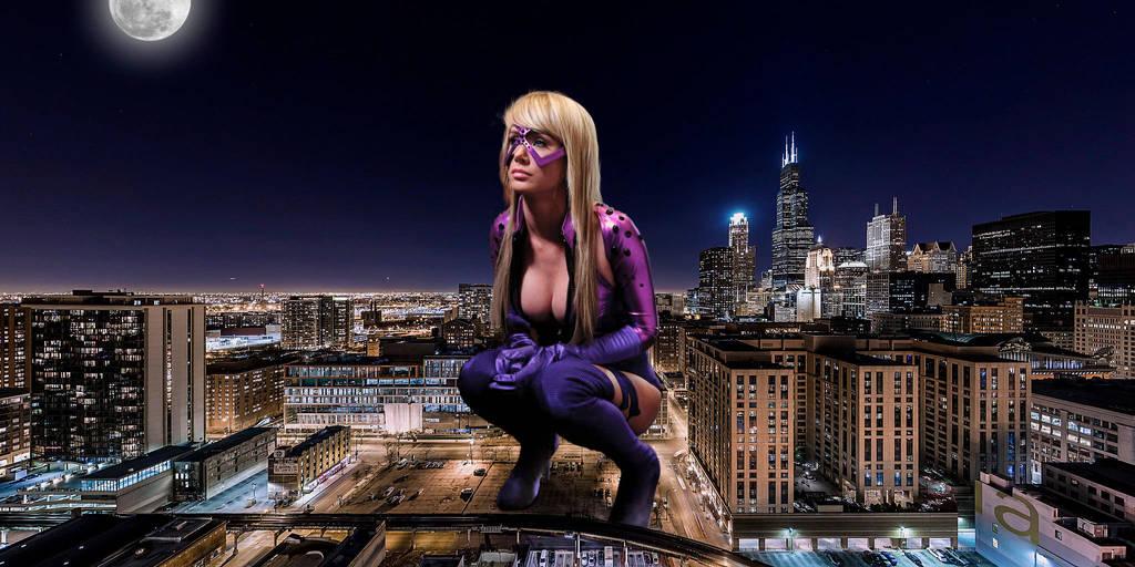 Sara Jean Underwood by The-WonderSlug