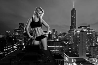 Paige VanZant by The-WonderSlug