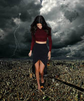 Kendall Jenner by The-WonderSlug