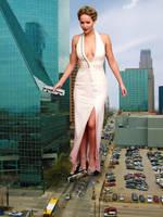 Jennifer Lawrence by The-WonderSlug