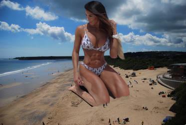 Carol Saraiva by The-WonderSlug