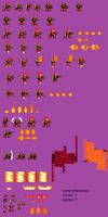 infernoman sprites by y-the-adaptor