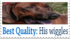 best quality: his wiggles stamp by teethys