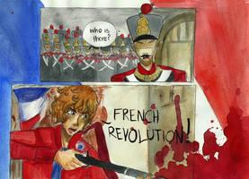 Les Miserables fanart by arielmeow