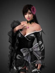 Da Qiao Halloween II by a821618628
