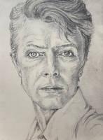 David Bowie by vberus