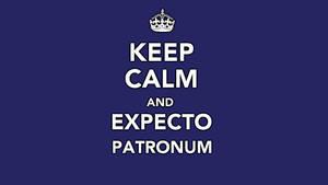Keep Calm: Patronus by berquinn