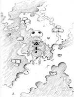 Skeleton Key by Ghotire
