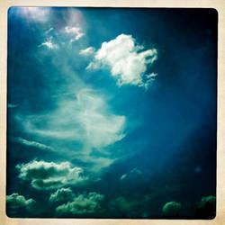 Blue Sky by athena41398