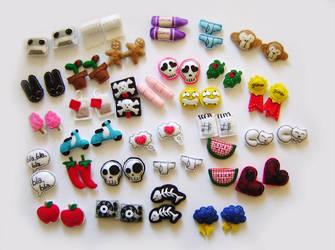 60 pins by una-dani