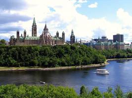 Ottawa River by PaulMcKinnon