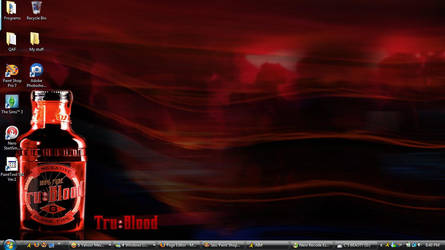 New Desktop Screenshot - 09 by teardrop246