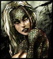 -Reptile Charm- by DamoDega
