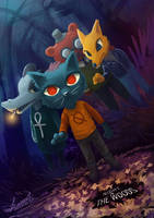 Night In The Woods by seer45