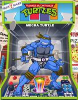 NES Mecha Turtle by ShinMusashi44