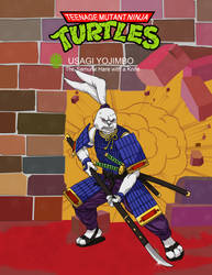 Usagi Yojimbo Toy Version By Shinmusashi44 On Deviantart