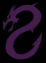 Purple Dragons logo by ShinMusashi44