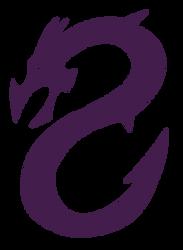 Purple Dragons Logo2 by ShinMusashi44